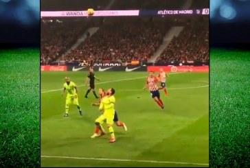 Video: Leo Messiltä totaalisen maaginen temppu Atléticoa vastaan