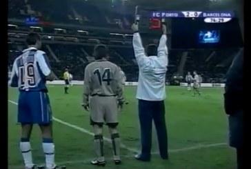 Klassikkovideo: Leo Messin Barca-debyytistä tasan 15 vuotta