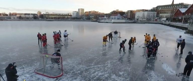 Video: SHL-seura Luleå vei treenamisen täysin uuden levelille