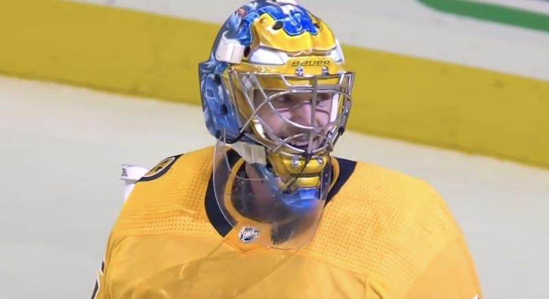 Video: Pekka Rinne teki suomalaista NHL-historiaa – ohitti Miikka Kiprusoffin