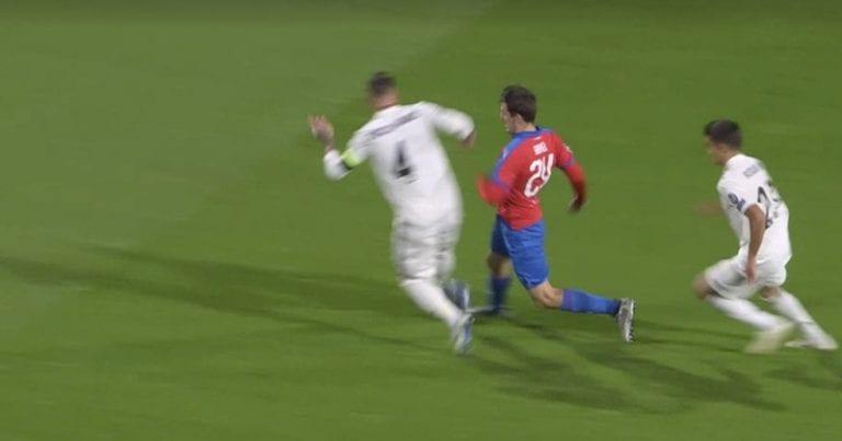 Video: Sergio Ramos sikaili – vastustajalta murtui nenä
