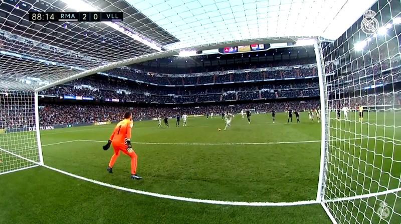La Ligassa nähtiin erikoinen tilanne – VAR-huone oli tyhjä, mutta Realin verkkoon tehty osuma hylättiin