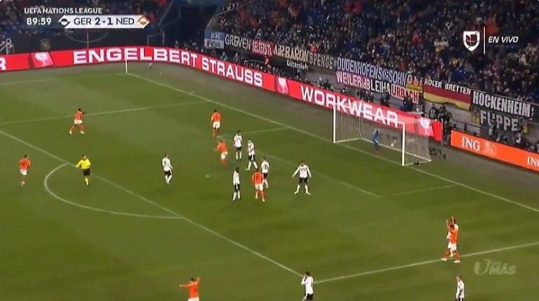 Video: Saksa romahti Hollantia vastaan lopussa – se kävi Ranskalle kalliiksi