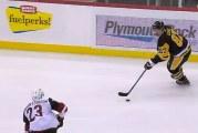 Video: Sidney Crosby tinttasi fantastisen rystyosuman Coyotesin verkkoon