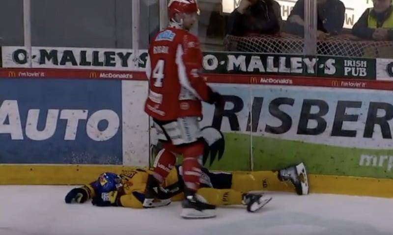 Colby Robak Antti Saarela Lukko Sport / Pallomeri.net
