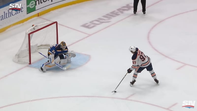 Video: Connor McDavid taituroi upean voittomaalin rankkarikisassa