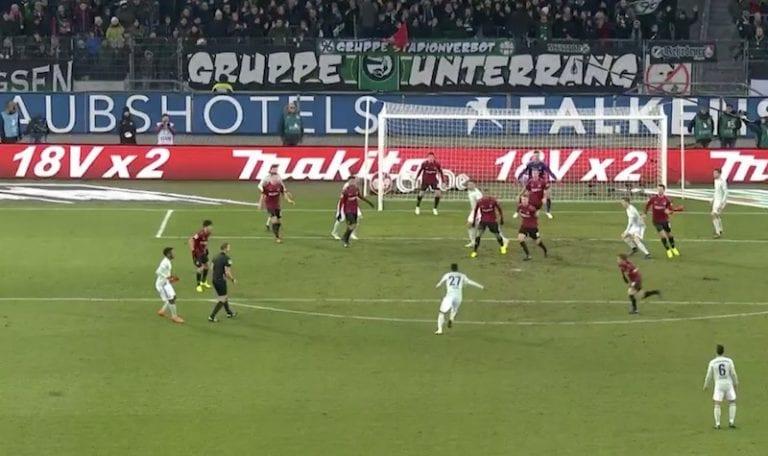 Video: David Alaba tykitti mykistävän osuman Bundesliigassa