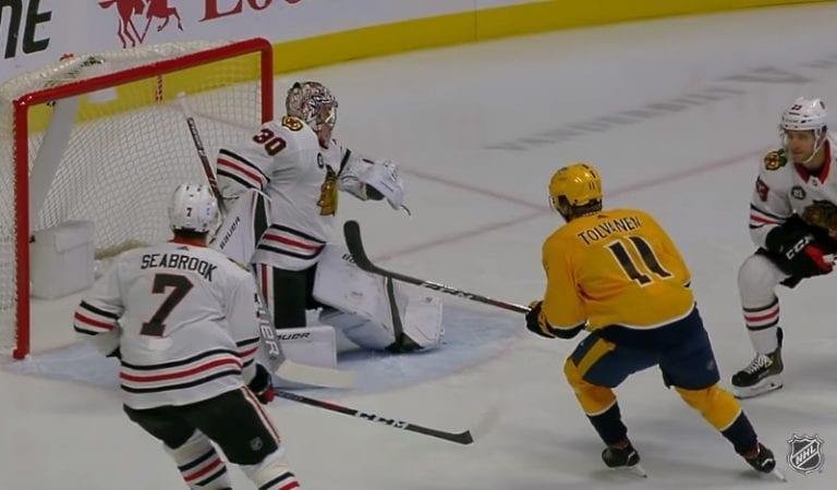 NHL-reissu on tältä erää ohi – Eeli Tolvanen passitettiin takaisin AHL:ään