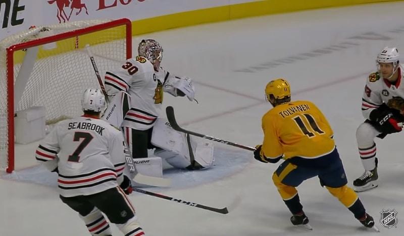 NHL-reissu on tältä erää ohi - Eeli Tolvanen passitettiin takaisin AHL:ään