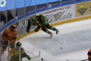 Video: KooKoon Juha-Pekka Haataja sai neljän ottelun pelikiellon