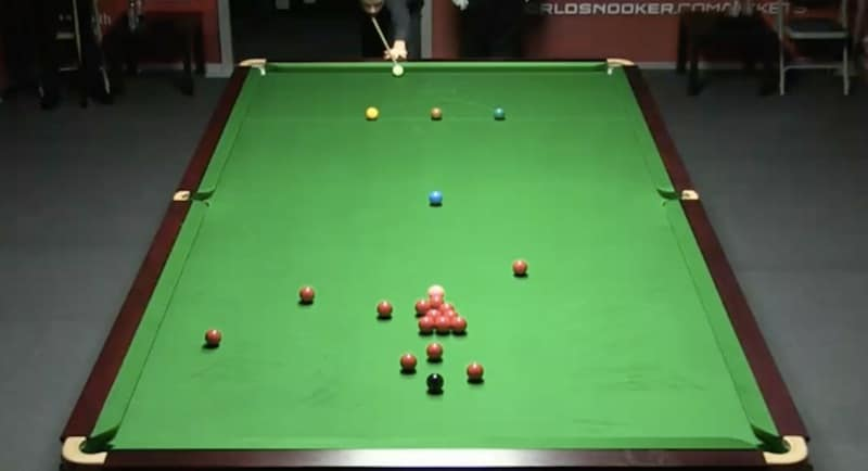 Video: Judd Trump taiteili maksimibreikin German Mastersissa