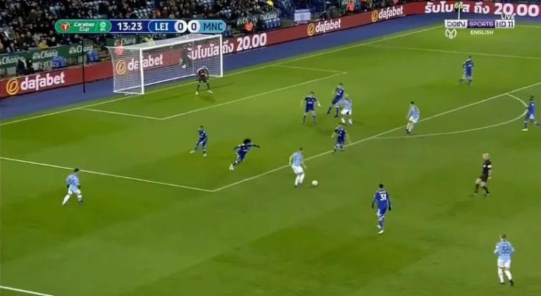 Video: Kevin De Bruyne on palannut! – Tykitti upean osuman liigacupissa