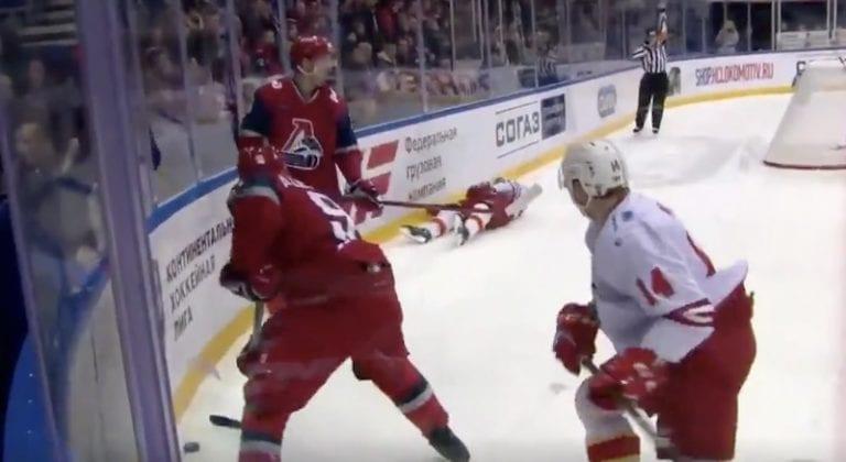 Video: Jokereita vastaan seonnut Artur Kayumov sai 13 ottelun pelikiellon