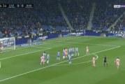 Video: Lionel Messi laukoi kaksi maagista vaparimaalia paikalliskamppailussa
