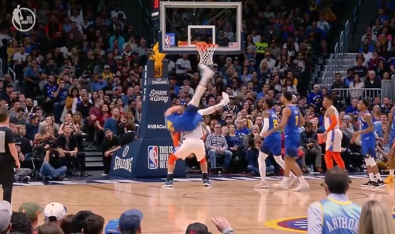 Video: NBA-pelurilta huikeaa epäitsekkyyttä -