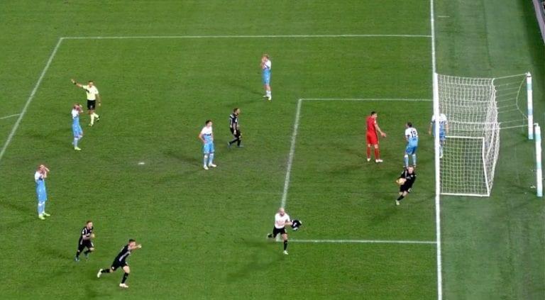 Video: Serie A -matsissa koettiin aivan mielettömät viimeiset minuutit
