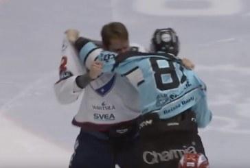 Video: Taavi Vartiainenja Markus Kankaanperä myllyttivät Liigassa