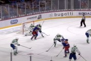 Video: Kristian Vesalainen täräytti ranteella huikean maalin KHL:ssä