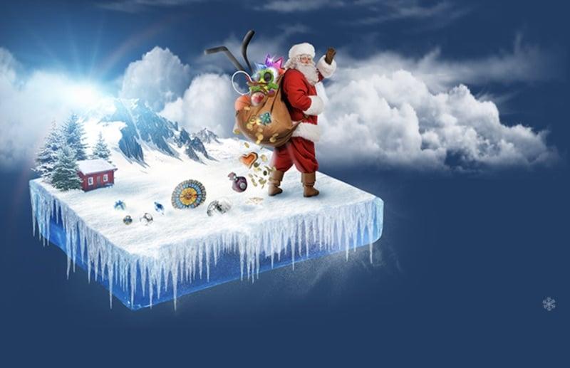 joulukalenterista NordicBetin joulukalenteri / Pallomeri.net