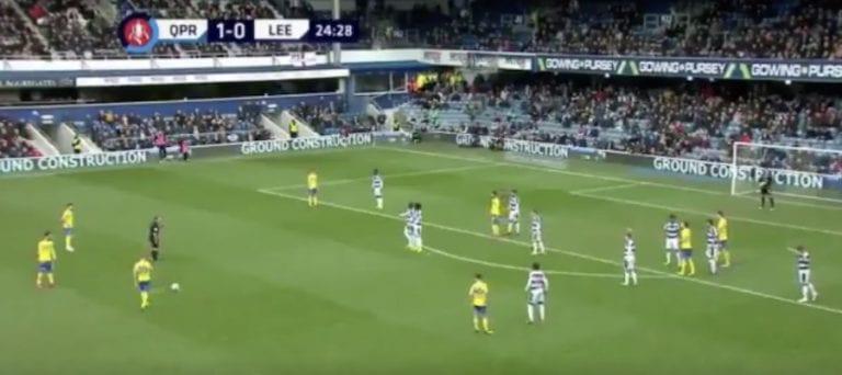 Video: Aapo Halme iski Leeds-uran ensimmäisen maalin FA Cupissa