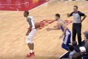 Video: Philadelphian Ben Simmons iski NBA-kauden ovelimman korin