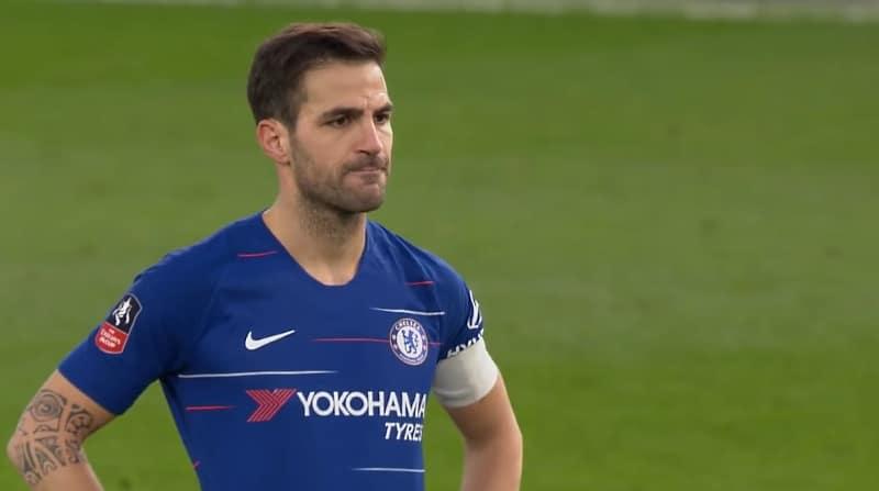 Video: Cesc Fàbregas hyvästeli Stamford Bridgen kyynelsilmin