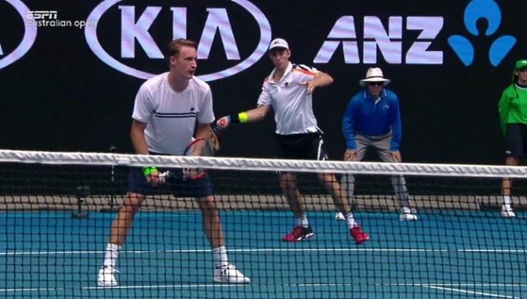 Henri Kontinen ja John Peers hävisivät Australian Open -finaalin