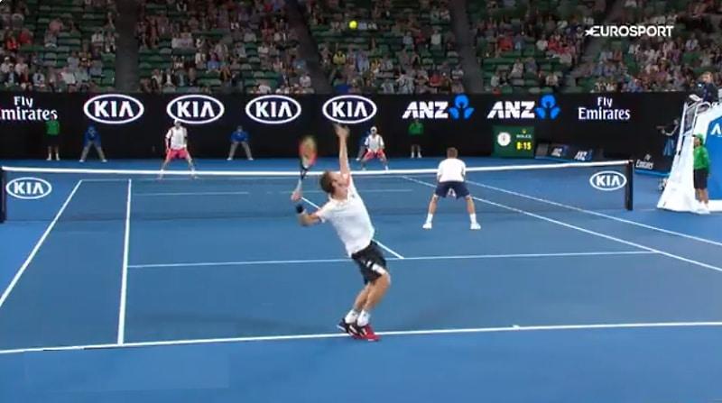 Henri Kontinen Australian Openin finaalissa – tässä live stream matsiin!