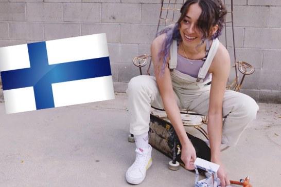 Maailman paras naisskeittari valitsi Suomen! – todellinen mitalikandidaatti olympialaisiin