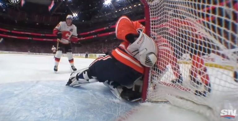 Video: Mikko Koskiselta mahtava reagointi – ryösti varman maalin selän takaa