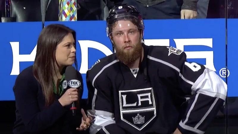 NHL:ssä kovan luokan treidi – Jake Muzzin siirtyy Toronto-paitaan