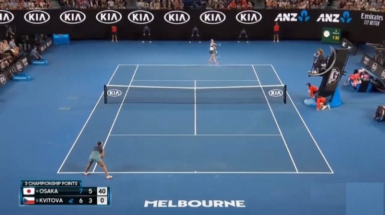 Video: Naisten Australian Open -finaalista muodostui mieletön trilleri