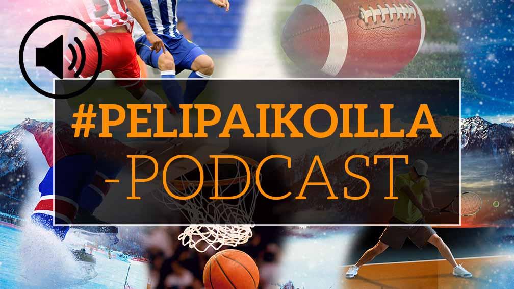 Pelipaikoilla-podcast