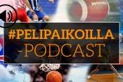 Pallomeren Pelipaikoilla-podcast – kuuntele toinen lähetys!