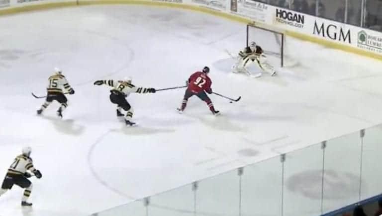 Video: Sebastian Repo veivasi tyylikkään läpiajomaalin AHL:ssä