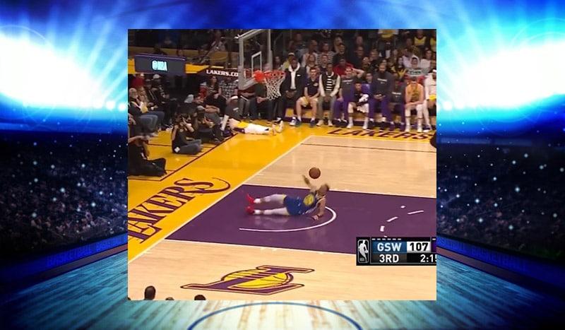 Video: Stephen Curry koki uransa nöyryyttävimmät 5 sekuntia