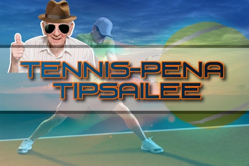 """Tennis-Pena tipsailee: """"Isosti ennakkosuosikin kelkkaan – uhka vai mahis?"""""""