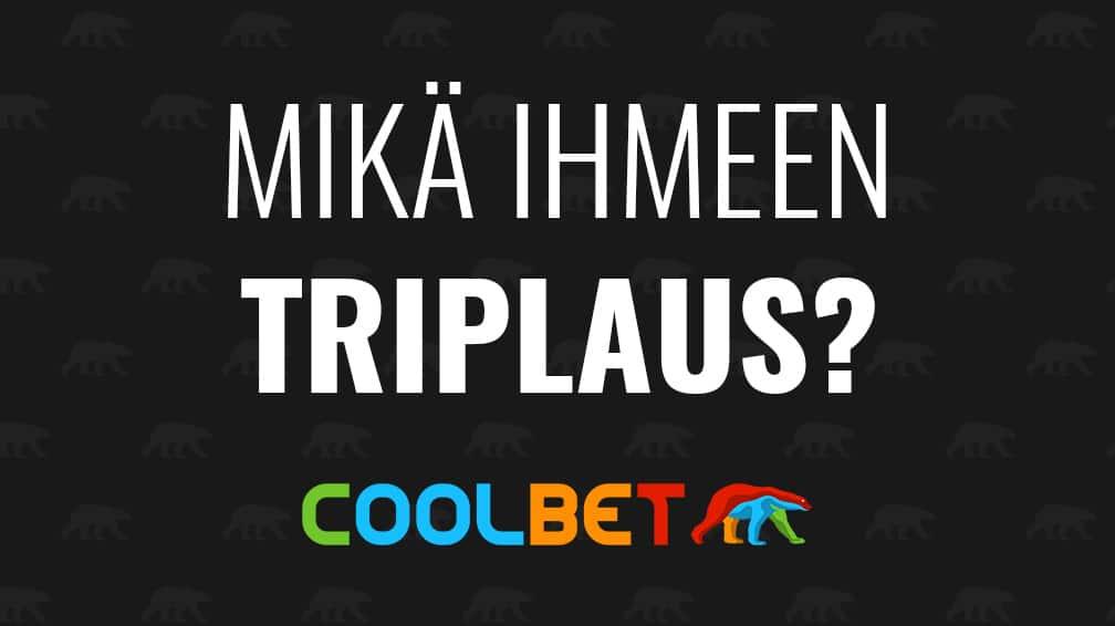 Mikä ihmeen Triplaus? – Tästä hauskassa kampanjassa on kyse