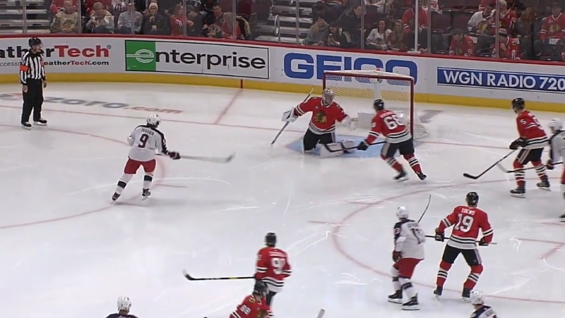 Video: Artemi Panarin