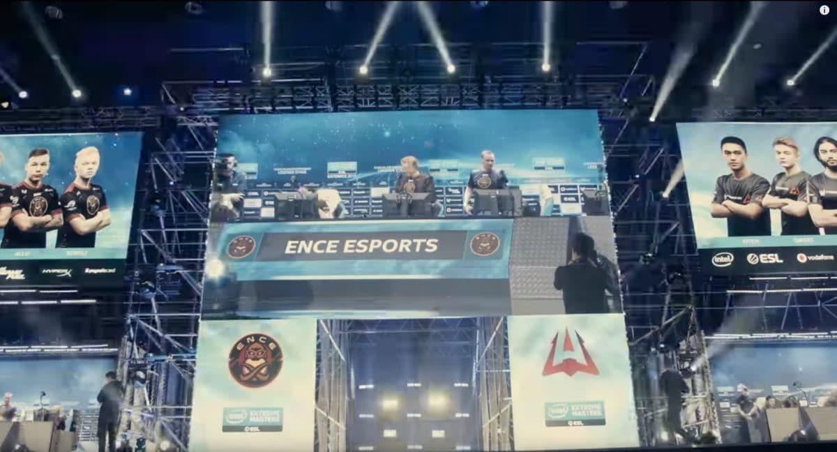 ENCE eSportsilla kolmen ottelun päivä tiedossa - Tsekkaa aikataulut!