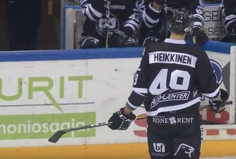 Ilkka Heikkiselle