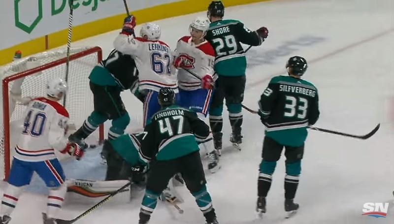 Video: Jesperi Kotkaniemi osui ja teki samalla Canadiens-seurahistoriaa