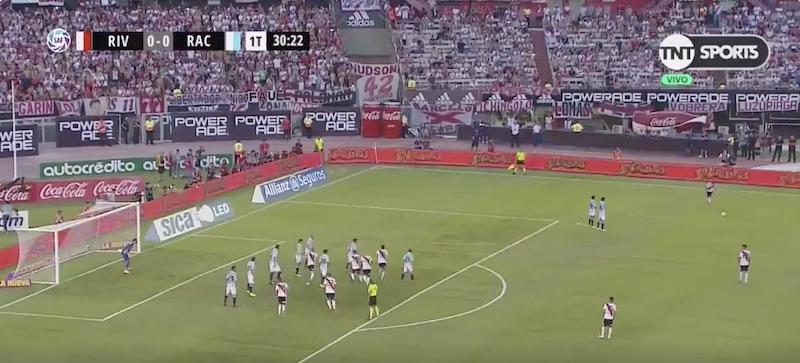 Juan Quintero River Plate / Pallomeri.net