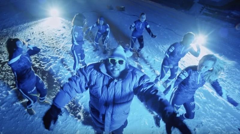 Video: Huikeaa settiä! Tässä tulee Villi Kortin virallinen MM-hiihtobiisi