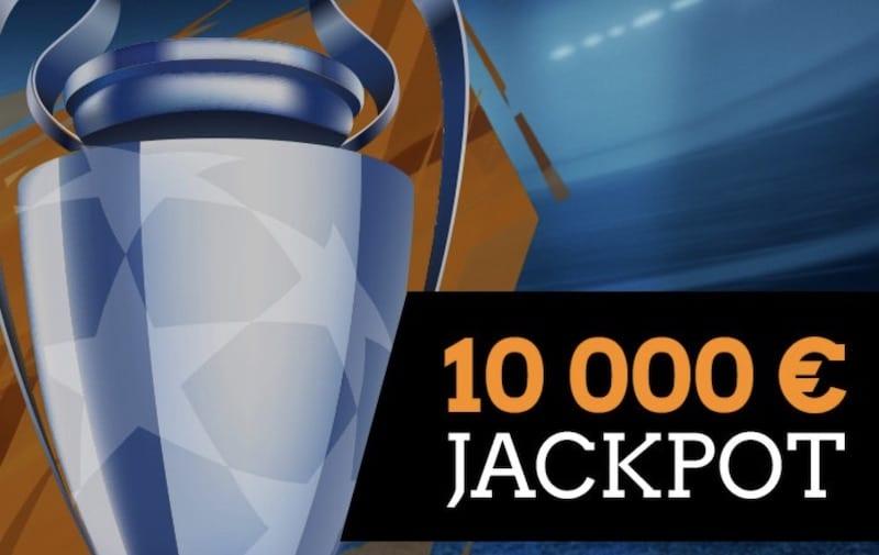 Ilmainen Mestarien liiga -haaste: Tarjolla jälleen 550€ palkintopotti!
