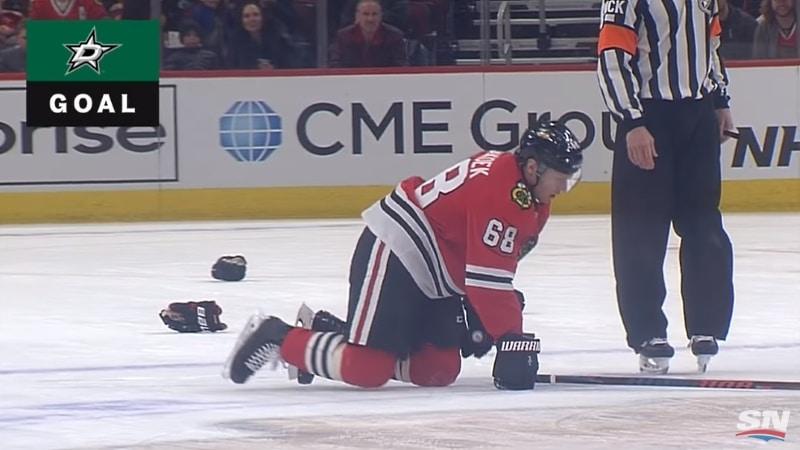 Video: Chicagossa nähtiin NHL-kauden tapahtumarikkaimmat 10 sekuntia