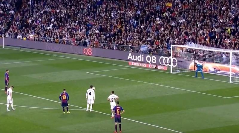 Video: Luis Suarez nöyryytti Real Madridia panenka-rankkarilla
