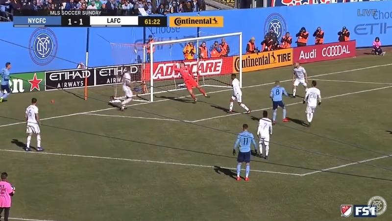 Video: Alexander Ring tykitti jälleen komean osuman MLS:ssä