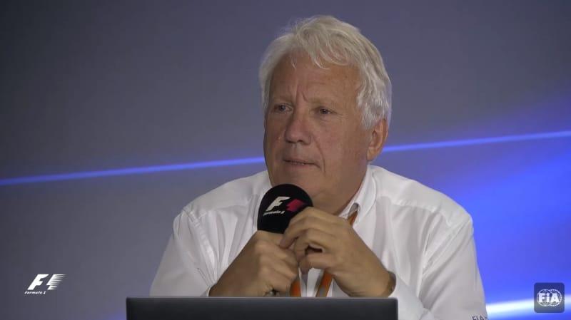 F1-kilpailujohtaja Charlie Whiting menehtyi yllättäen