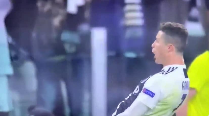 "Video: Cristiano Ronaldo imitoi Diego Simeonen ""cojones""-tuuletusta"